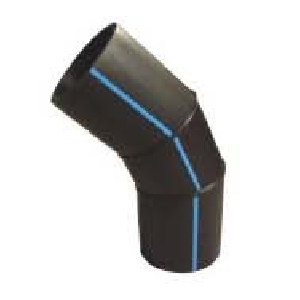 Elbow 45 Deg - Harga Fitting HDPE Segmented Ilustrasi
