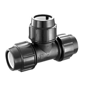 Ilustrasi Harga Fitting HDPE Mechanical Joint - Equal Tee