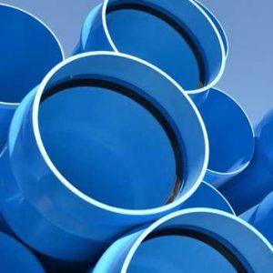 Pipa Air Bersih PVC-O - Ilustrasi