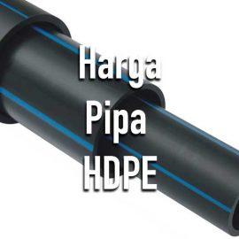 Feature Image Harga - Pipa HDPE