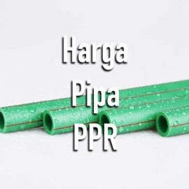 Feature Image Harga - Pipa PPR