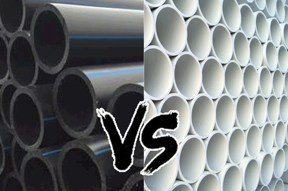 Artikel Perbandingan Pipa HDPE dan Pipa PVC