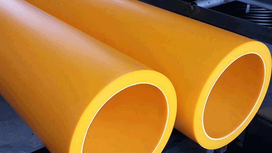 Ilustrasi Pipa HDPE Saluran Gas