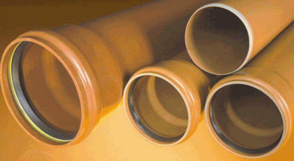Ilustrasi Pipa PVC Limbah SDR-41