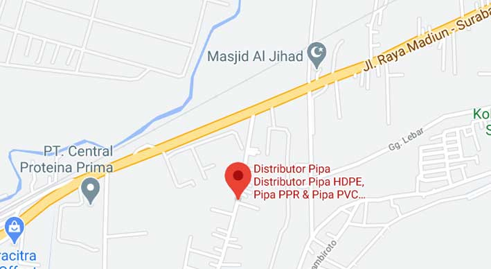 Ilustrasi Distributor Pipa HDPE Surabaya