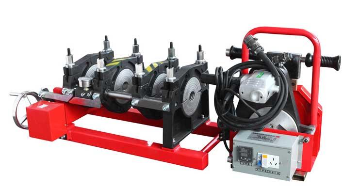 Ilustrasi Welding Machine HDPE