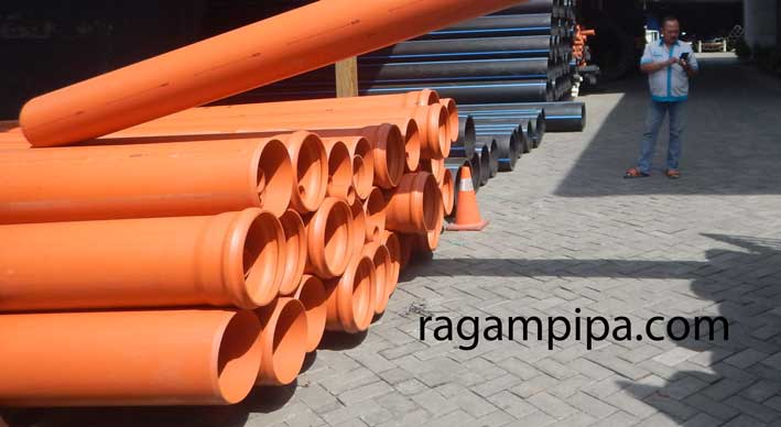 Ilustrasi Fungsi Pipa PVC Limbah untuk Beragam Kebutuhan