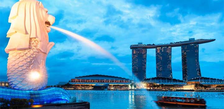 Ilustrasi Menengok Sistem Pengolahan Air Bersih Singapura